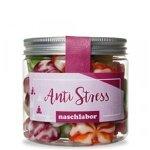 Anti Stress Fruchtgummis von Naschlabor - Deine Portion Fruchtgummis gegen den Stress - Nervennahrung fürs Büro oder die Uni