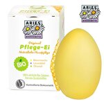Aries Original BIO Pflege-Ei von Stapeler, Handpflege Ei mit Pflege Balsam für geschmeidige Haut, 50g