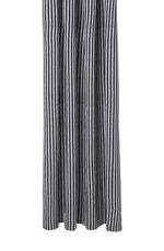 Ferm Living Chambray Duschvorhang, Bio-Baumwolle, Grau, B: 160 x T: 205 cm
