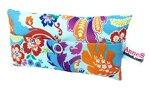 Taschentücher Tasche India Indien bunt Glitzer Design Adventskalender Befüllung Wichtelgeschenk Mitbringsel Give Away Mitarbeiter Weihnachten