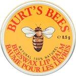 Burt's Bees 100 Prozent Natürlicher feuchtigkeitsspendender Lippenbalsam, Original Bienenwachs, mit Vitamin E und Pfefferminzöl, 1 Dose