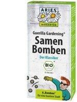 ARIES - Preisgekrönten Samenbomben (8 St.) aus torffreier Bio Erde