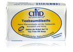 CMD Naturkosmetik - CMD Teebaumölseife reine Pflanzenölseife mit Bio Teebaumöl 100g