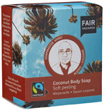 Fair Squared - Fair Squared Coconut Body Soap Peeling