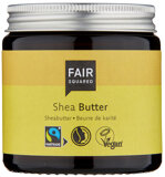 Fair Squared - Fair Squared Sheabutter 100ml - Körperbutter - Pflege Butter - Zero Waste