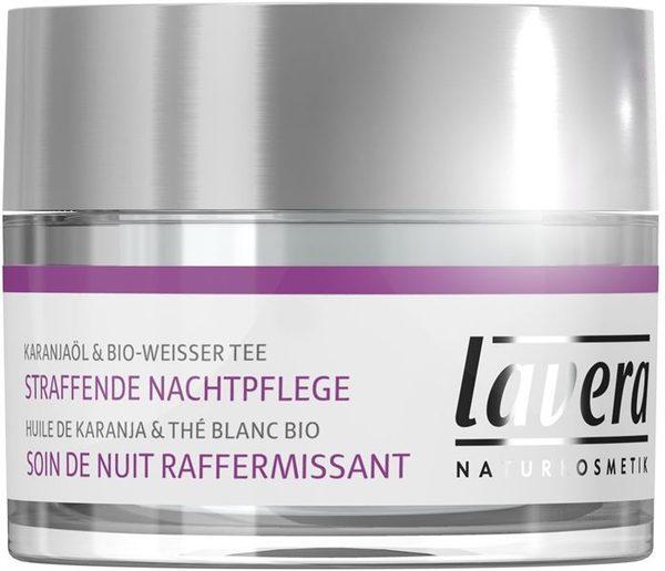 Lavera - Karanjaöl Weißer Bio Tee Straffende Nachtpflege