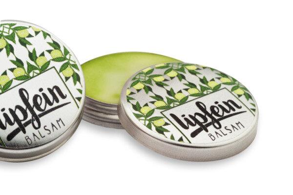 Lipfein - Lipfein Balsam Matcha-Zitrone