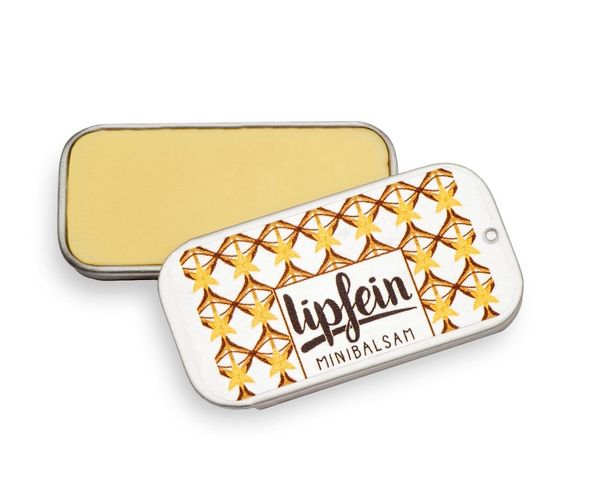 Lipfein - Lipfein Balsam Mini Vanille