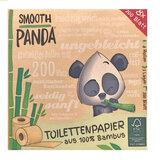Smooth Panda - Jahresbedarf Bambus Toilettenpapier