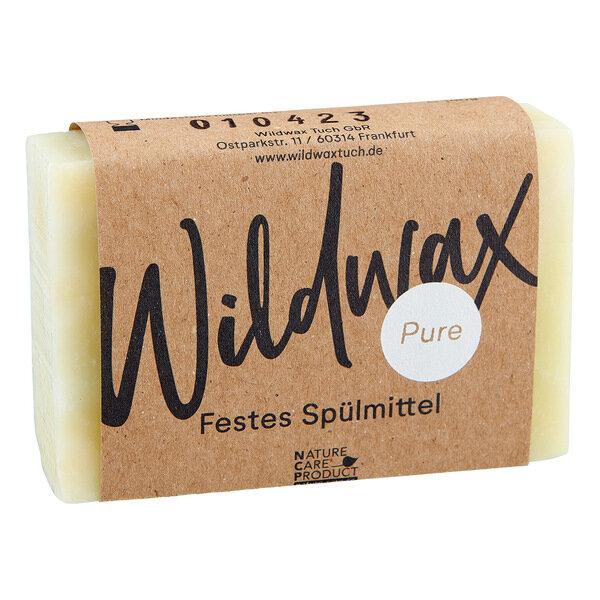 Wildwax - Wildwax Festes Spülmittel Pure