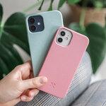 Woodcessories - iPhone Hülle Bio, Samsung/Huawei Hülle BioCase aus antibakteriellem & nachhaltigem Bio-Material