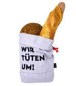umtüten - Broot-Tüüt - Mehrwegbeutel für Brot & Brötchen
