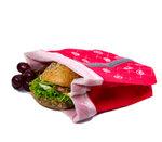 umtüten - Snack-Tüüt - Mehrwegbeutel mit Frische-Inlay für Snacks