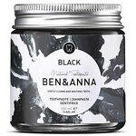 Ben & Anna Black Natural Toothpaste - Schwarze Zahnpasta mit Aktivkohle
