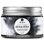 Ben & Anna Toothpowder Black Charcoal - Zahnpulver