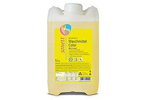 Sonett Waschmittel Color - Mint & Lemon 5L