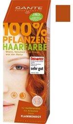 Pflanzen-Haarfarbe Flammenrot 100 g