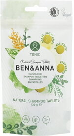 Shampootabletten Tonic 24 Stk