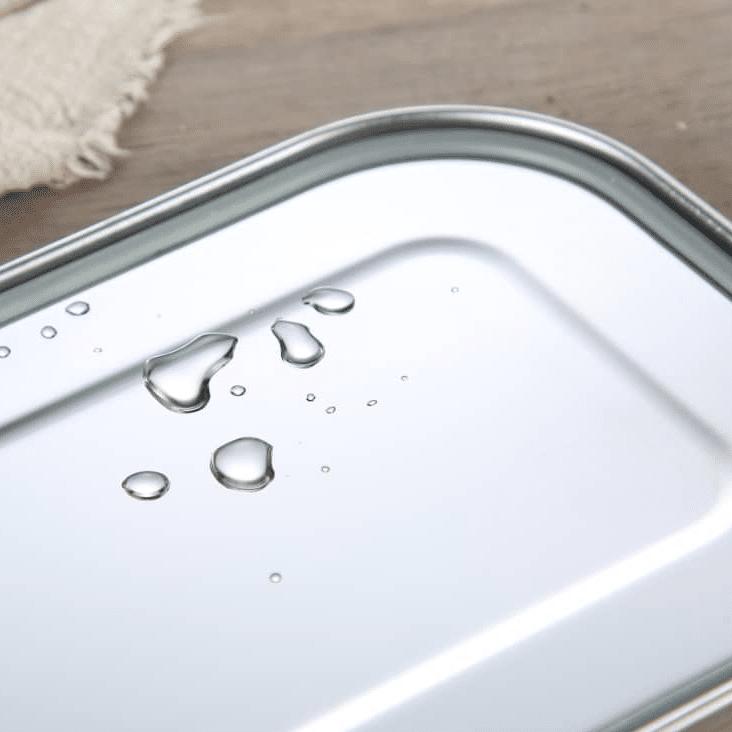 ecoGecko® | Ersatz-Dichtungsringe für Edelstahl Brotdosen