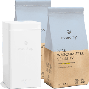 PURE Waschmittel sensitiv Starter Set