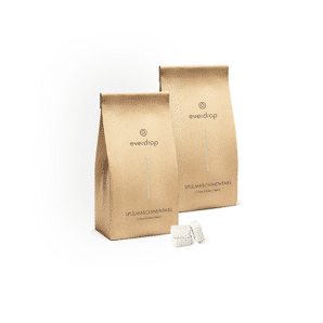 Refill Spülmaschinentabs Paket 80 Spülgänge