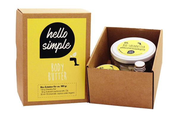 DIY Body Butter: Körperpflege zum Selbermachen I hello simple
