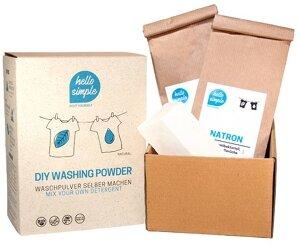 DIY-Box: Bio-Waschmittel aus natürlichen Zutaten kaufen I hello simple
