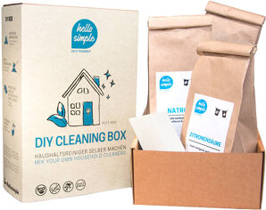 DIY-Box: Zero Waste Putzen | hello simple