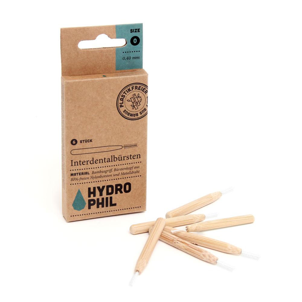 Bambus-Interdentalbürsten