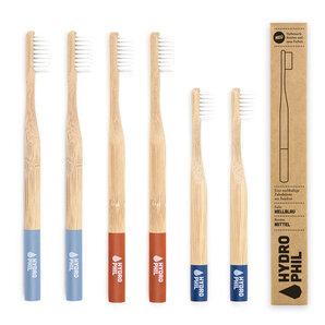 Nachhaltige Zahnbürste Family Pack – verschiedene Farben