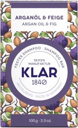 festes Shampoo Arganöl&Feige 100g (für trockenes Haar)