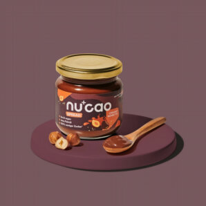 nucao spread - Creamy Noisette - the nu company