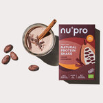 nupro - Cacao Cinnamon - the nu company