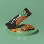 nuseed - Carrot Cake - the nu company