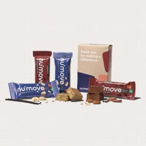 numove - Proteinriegel - the nu company