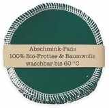 Abschmink-Pads, wiederverwendbar (3-er Pack)