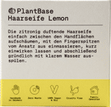 Haarseife Lemon
