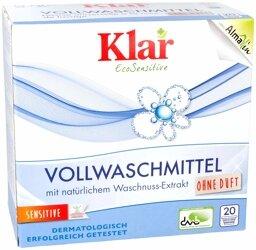Klar Vollwaschmittel Waschnuss ohne Parfum online bestellen