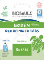 Bio Baula Öko Tabs zur Reinigung Bodenreiniger
