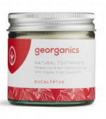 Georganics natürliche Zahnpasta Eukalyptus