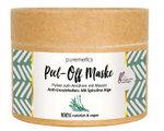 Puremetics Peel-Off Maske Anti-Unreinheiten mit Spirulina Alge