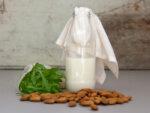 Wiederverwendbares Passiertuch Nussmilchtuch aus Bio Baumwolle