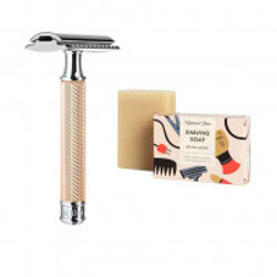 Zerowaste Rasier Set