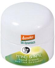 Martina Gebhardt Naturkosmetik Hand & Nail Cream, 100 ml | Waschbär