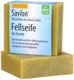 Savion Fellseife, 85 g | Waschbär