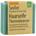 Savion Haarseife THERMALWASSER, 85 g | Waschbär