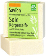 Savion Soleseife, 85 g | Waschbär