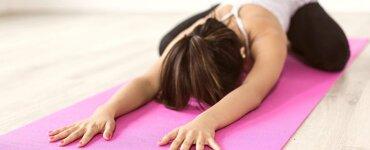 Yogamatte plastikfrei
