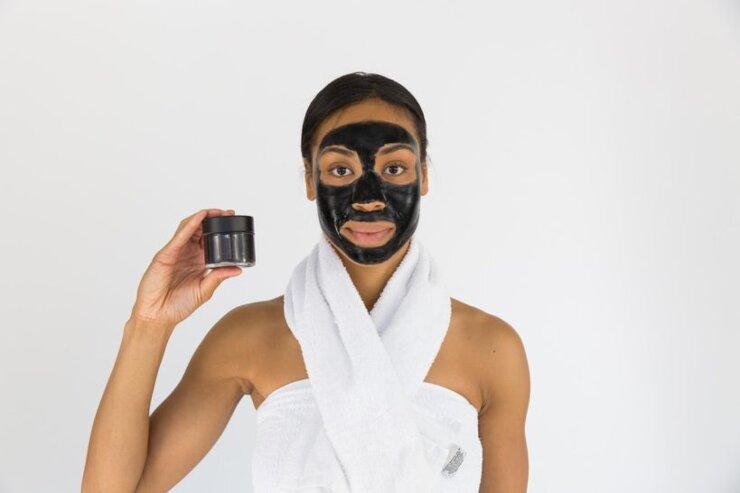 Gesichtsmasken plastikfrei
