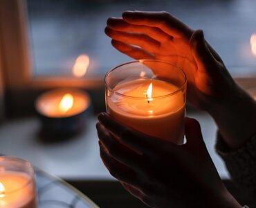 Kerzen Duftkerzen plastikfrei